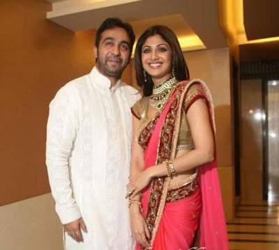 Shilpa Shetty - Raj Kundra