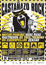 Cartaz do I Simpósio sobre do BAV e as substáncias psicotrópicas em grandes e cativos