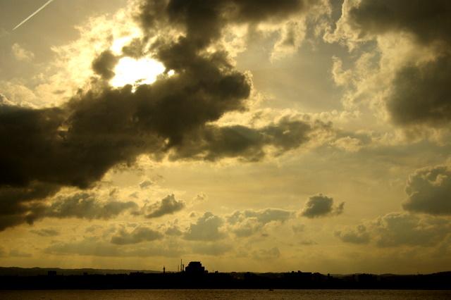 光と雲のアンサンブル
