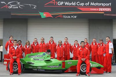 A1 Team Portugal
