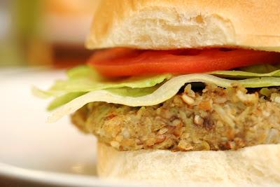 Two Fat Als: Homemade Veggie Burgers