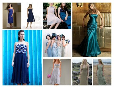 Wedding ideas peacock wedding for Peacock feather wedding dress vera wang 2009