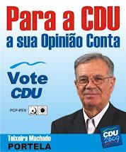 Candidatura CDU à Assembleia de Freguesia da Portela 2009