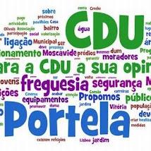 Programa da CDU Portela 2009