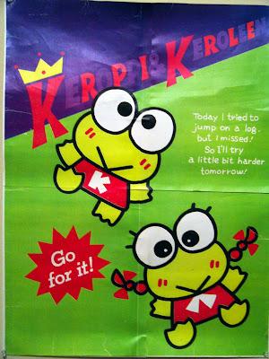 Aw keroppi theme free printable keroppi frog Register to make hello kitty