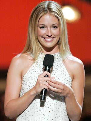 ... Cat Deeley's gorgeous smile and delightful personality and oodles of my ...