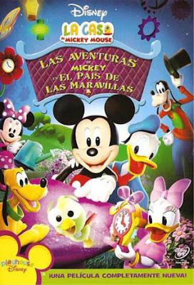Mickey En El País De Las Maravillas (2009)   3gp/Mp4/DVDRip Latino HD Mega