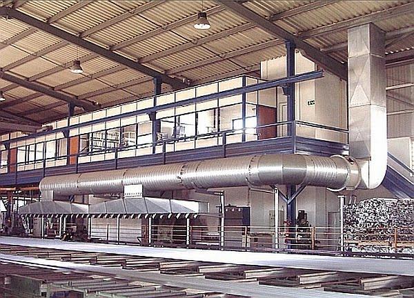 Industrial Ventilation Hood Design : Industrial ventilation and pneumatic conveying exhaust hoods