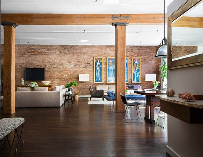 New york city lofts brooklyn apartment for Loft apartments in nyc