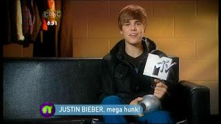 Justin Bieber, mega hunk