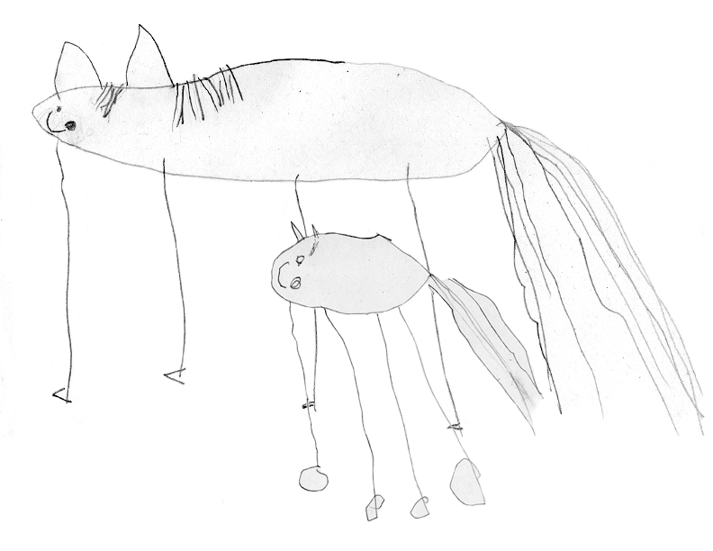 Photo dessin cheval facile treasure planet jim solar - Dessin cheval facile faire ...