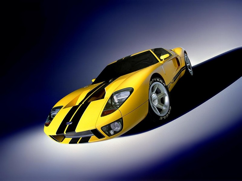 ford gt40. Ford New GT40