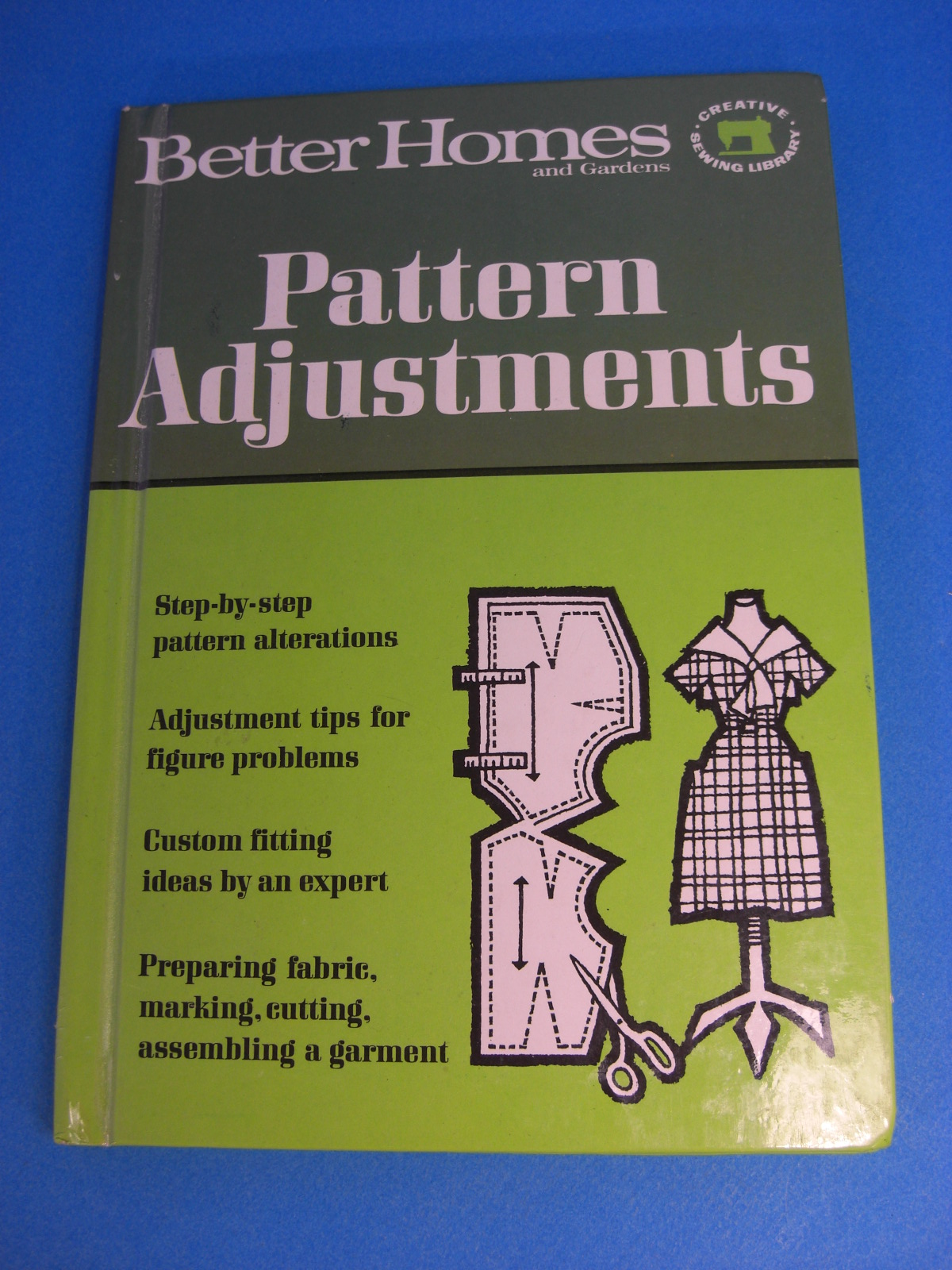 Bargain Cart Better Homes Gardens Pattern Adjustments 1966 1st Ed