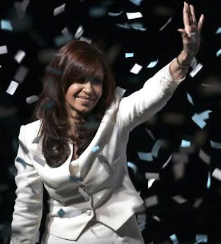 Con Cristina seguimos transformando la Argentina