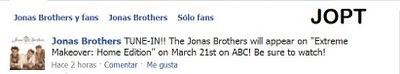 Jonas Brothers: Candids&Noticias >2 [CLOSED] EXTREME