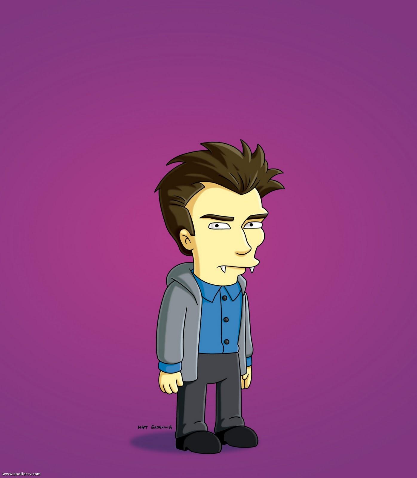 Daniel Radcliffe dá a voz a vampiro em 'Os Simpsons'   Ordem da Fênix Brasileira
