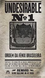 Que tal criar o seu próprio cartaz de 'Indesejável Nº 1' da série 'Harry Potter'? | Ordem da Fênix Brasileira