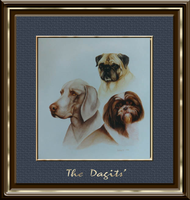 The Dagits'  (SOLD)