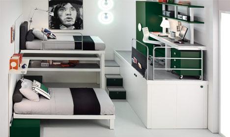 Desain Kreatif Untuk Menghemat Ruang Kamar Tidur