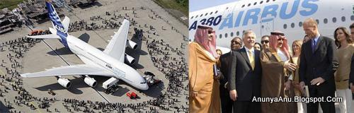 Sang Pengeran Dan Calon Pesawat Termewah Di Dunia