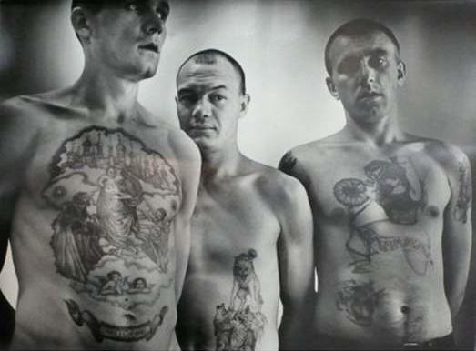 Anggota Mafia Rusia