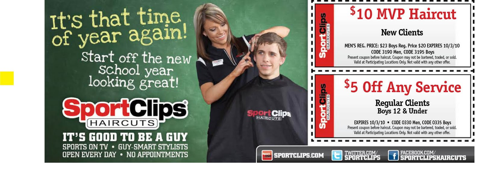 Sport Clips Coupons Tuckerton Seaport