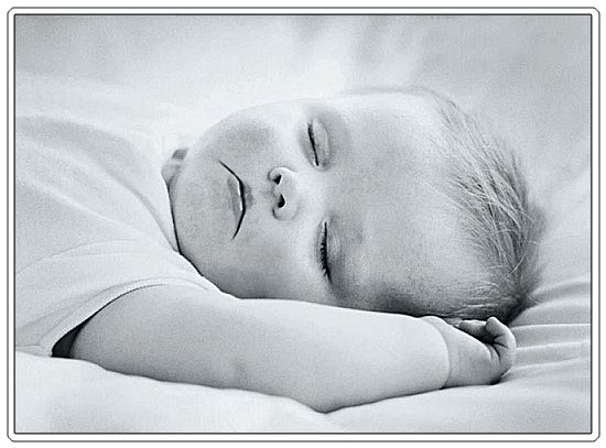 black and white pictures of babies