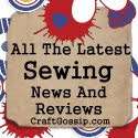 Craft Gossip Sewing