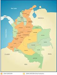 Regiones productoras de cafe
