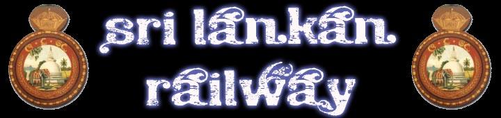 sri lankan railway