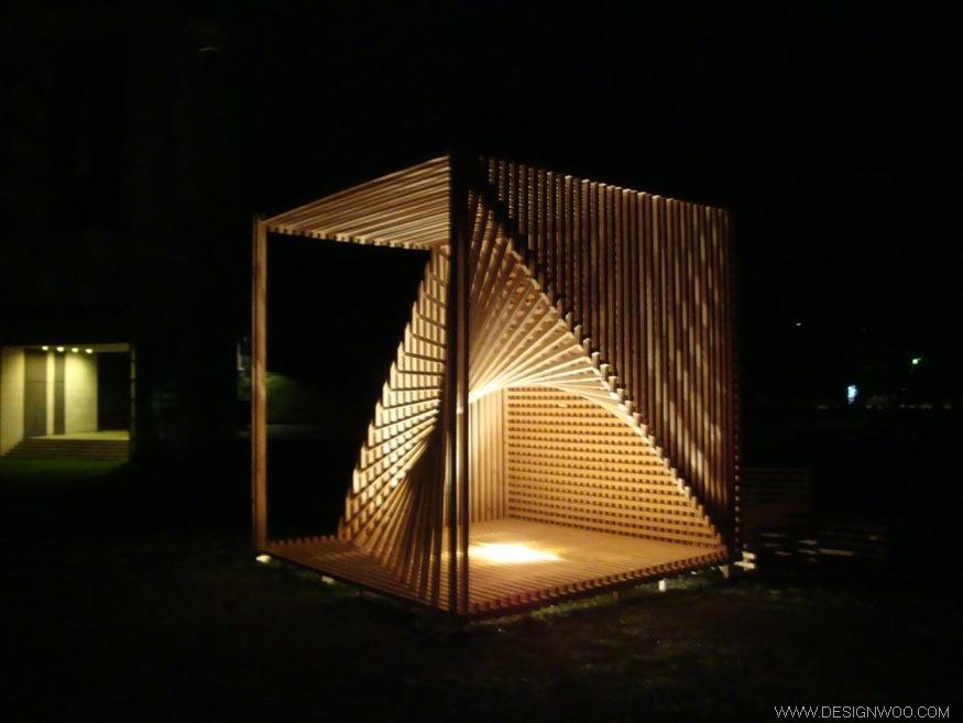 Organic Architecture Organic Cube