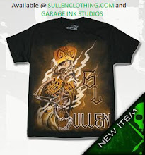 T-SHIRT DESIGN FOR SULLEN