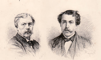 Edmond et Jules de Goncourt