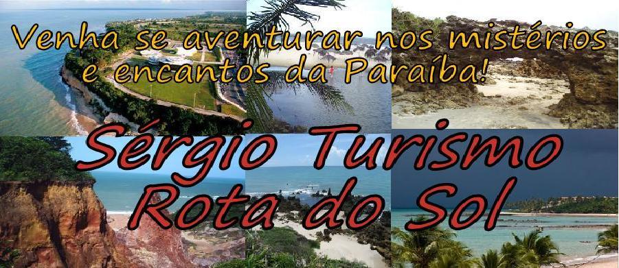 SERGIO ROTA DO SOL TURISMO - Paraíba - Brasil