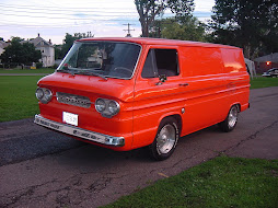 My 1962  corvair van