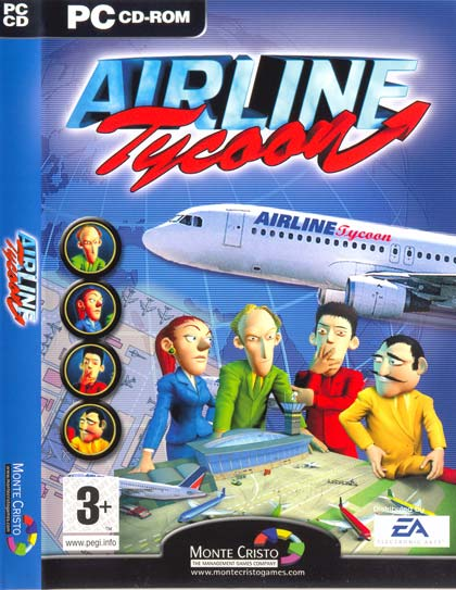 airport tycoon. Airline Tycoon Game
