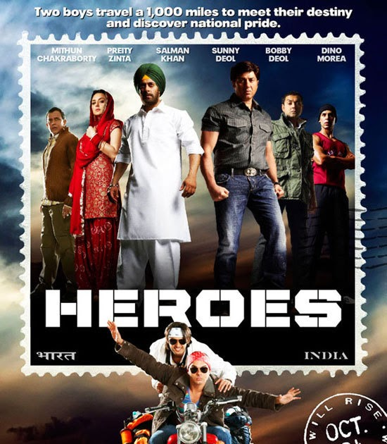 heroes mp3 songs download hindi songs
