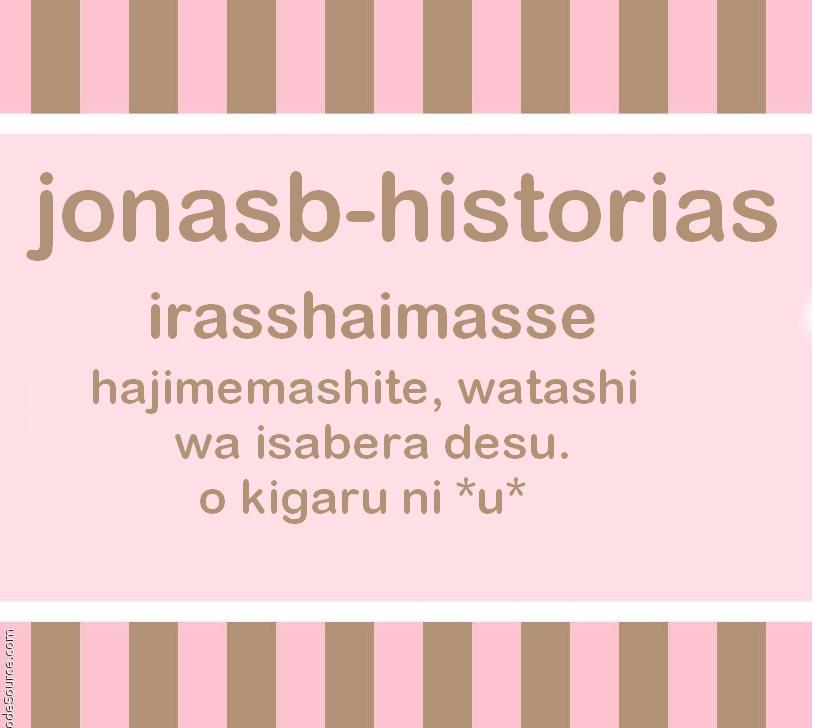 Jonas Historias