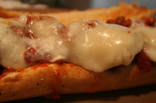 Chicken Parm Subs