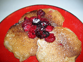 Chocolate Pancakes by: Jennifer