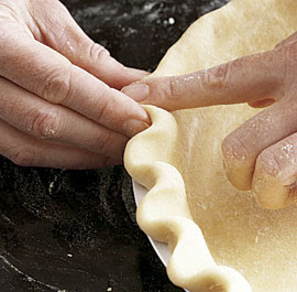 Cade's Apple Pie ohsweetbasil.com