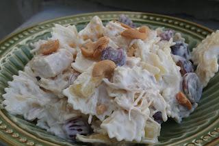 Bowtie Chicken Salad