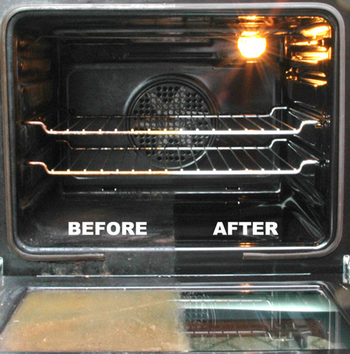 How To Clean Your Oven Oh Sweet Basil