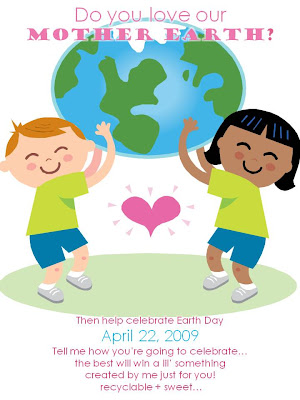 How much do you love our Mother Earth? GIVEAWAY