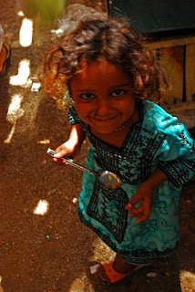 Baluchi girl