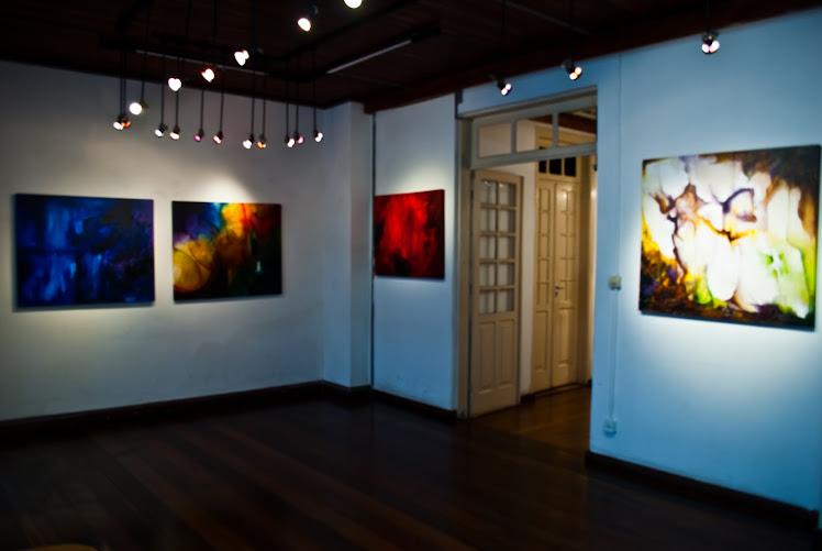 Galeria  de  Arte  do  Aluno do  Curso  de  Artes  Visuais