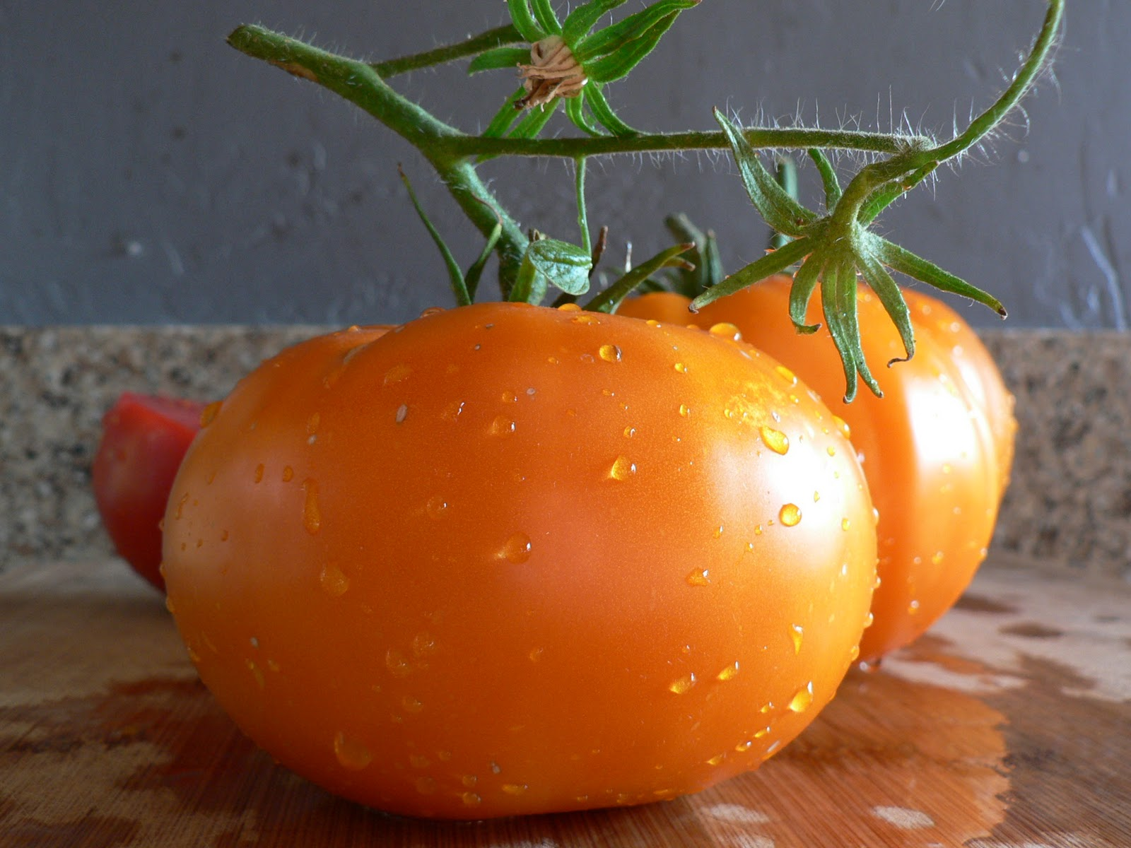 Thumbnail image for Roasted Heirloom Tomato Freezer Sauce