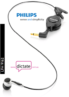 Philips 9162 Telephone Pickup Mic