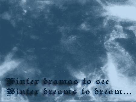 Winter dreams essay american dream