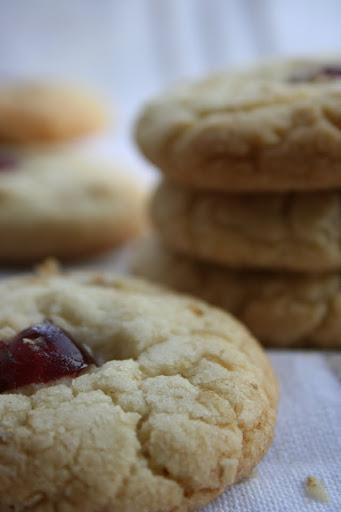 Melting Moments czyli bardzo kruche ciasteczka